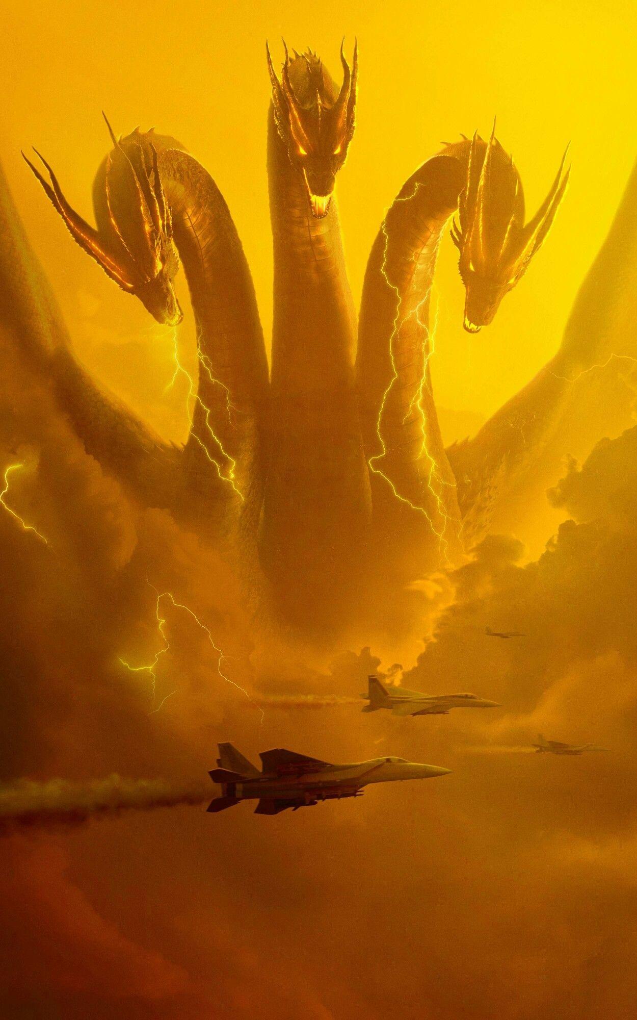 Pin by Kayla Melville on Mythical Animals Godzilla