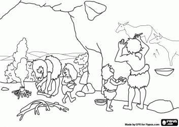 Arte Rupestre La Prehistoria Para Ninos Prehistoria Arte De La Prehistoria