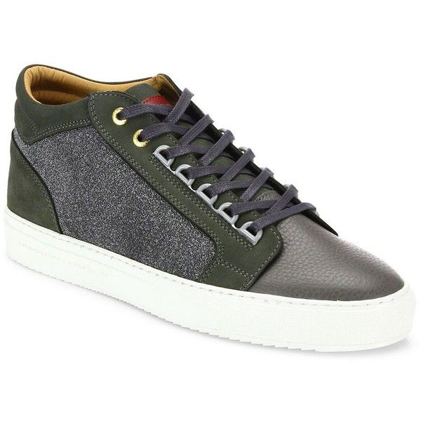 Android Leather Blend Sneakers 7um7rJVl
