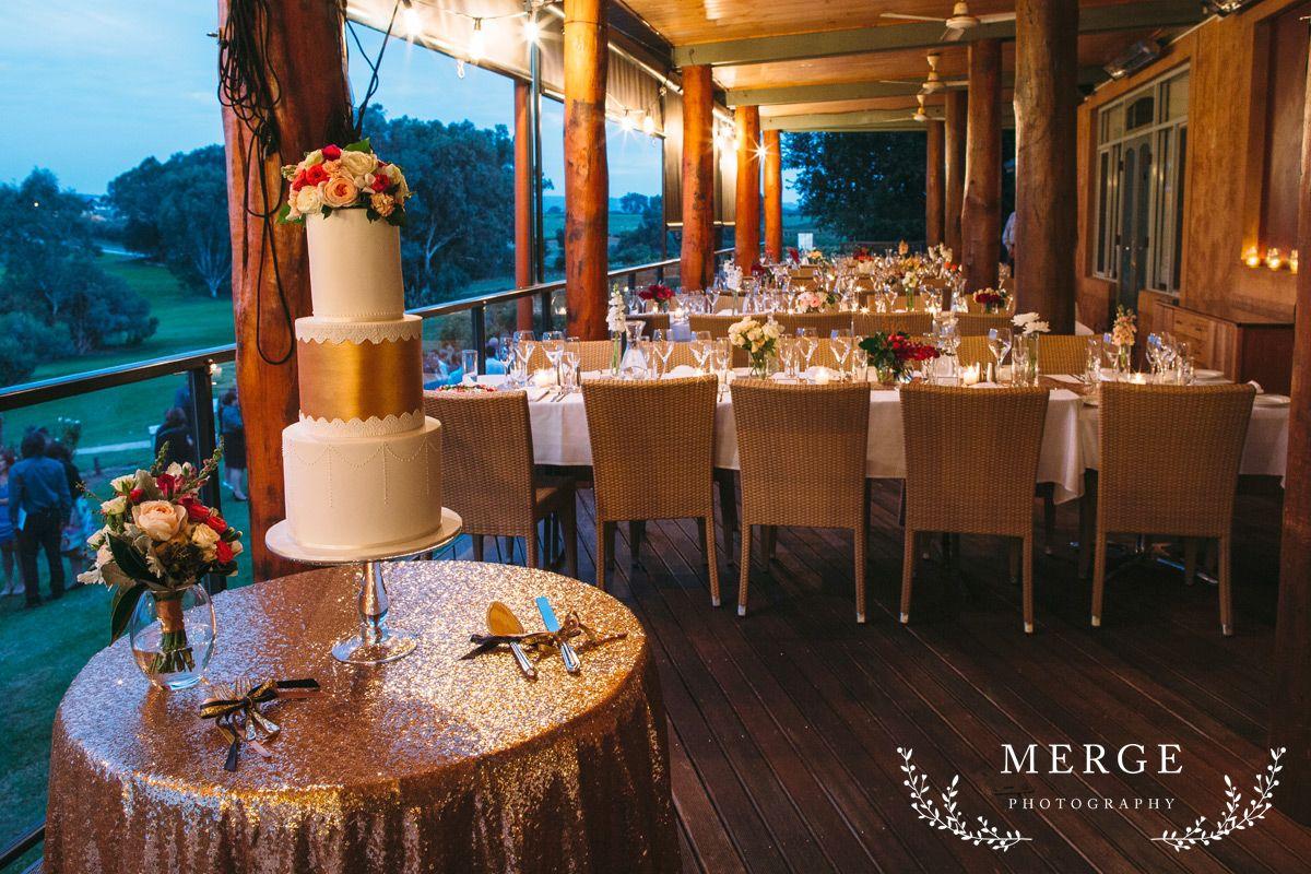 {Reception Styling} Image: Merge Photography
