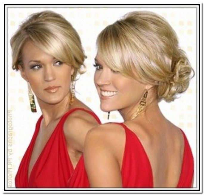 Pin By Joanne Mccauley On Hair Updos Pinterest Updos Updo And