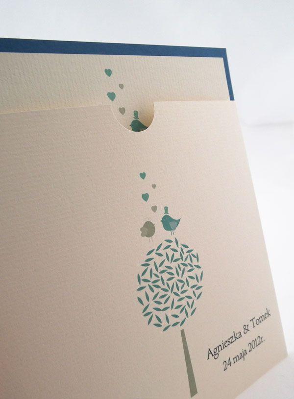 Wyjątkowe Zaproszenia Zaproszenie ślubne Prestige ślub Kingi