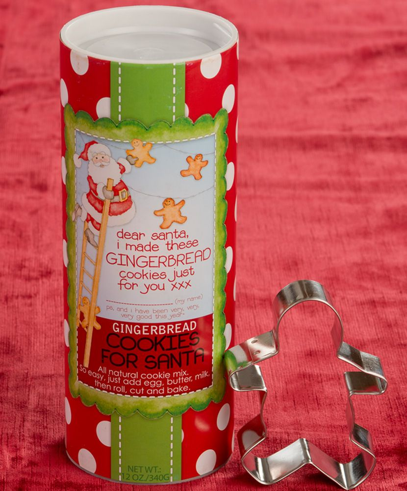 COOKIE MIX SET GINGERBREAD COO - Gifts for the Holidays - Gifts