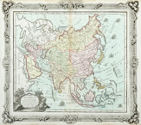Pin On Maps Of Asia Continent
