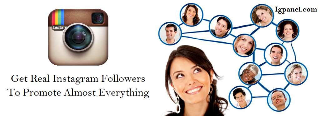 This is why; you should #get #real #instagram #followers who will share updates of your business. New products, new attractions, new offers and relevant information of your business will sharply get displayed to your connected followers.  www.igpanel.com/get-real-instagram-followers-to-promote-almost-everything/
