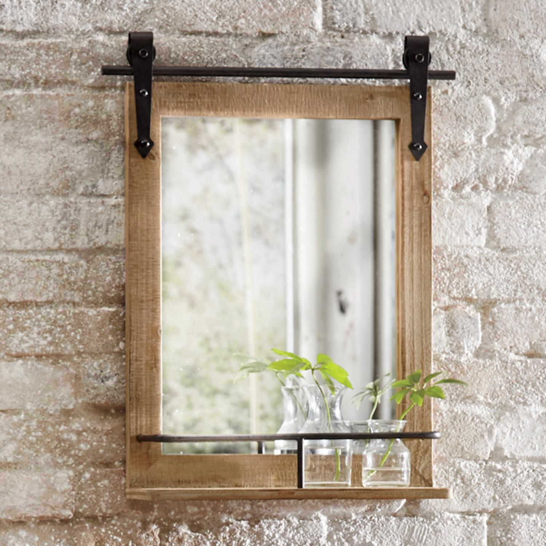 27++ Farmhouse rustic mirror inspiration