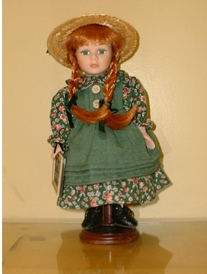 12 Quot Anne Of Green Gables Porcelain Doll Products I Love