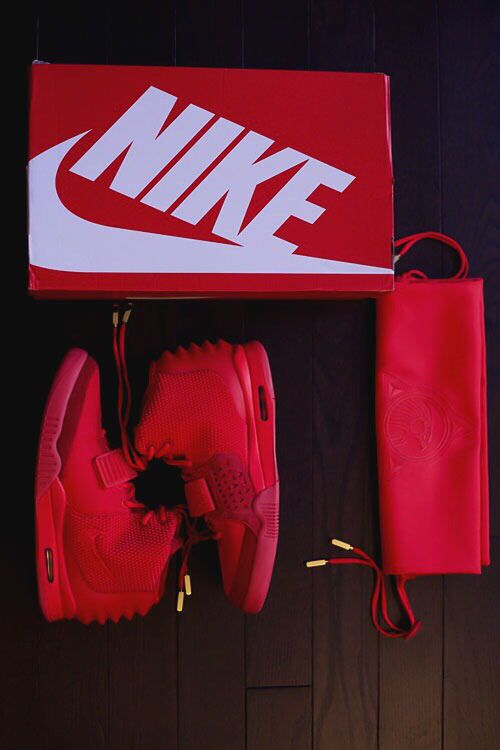 03db165fc715a Red October Yeezys Air Yeezy 2