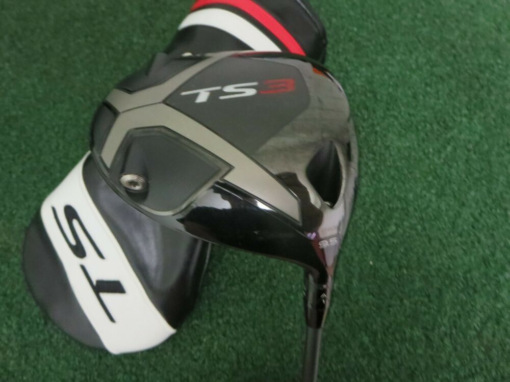 TITLEIST TS3 DRIVER 9 5*/ PROJECT X HZRDUS SMOKE 60G 6 5 X