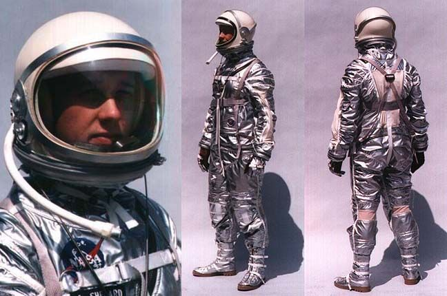 an astronaut in a space suit is motionless in outer space - photo #16