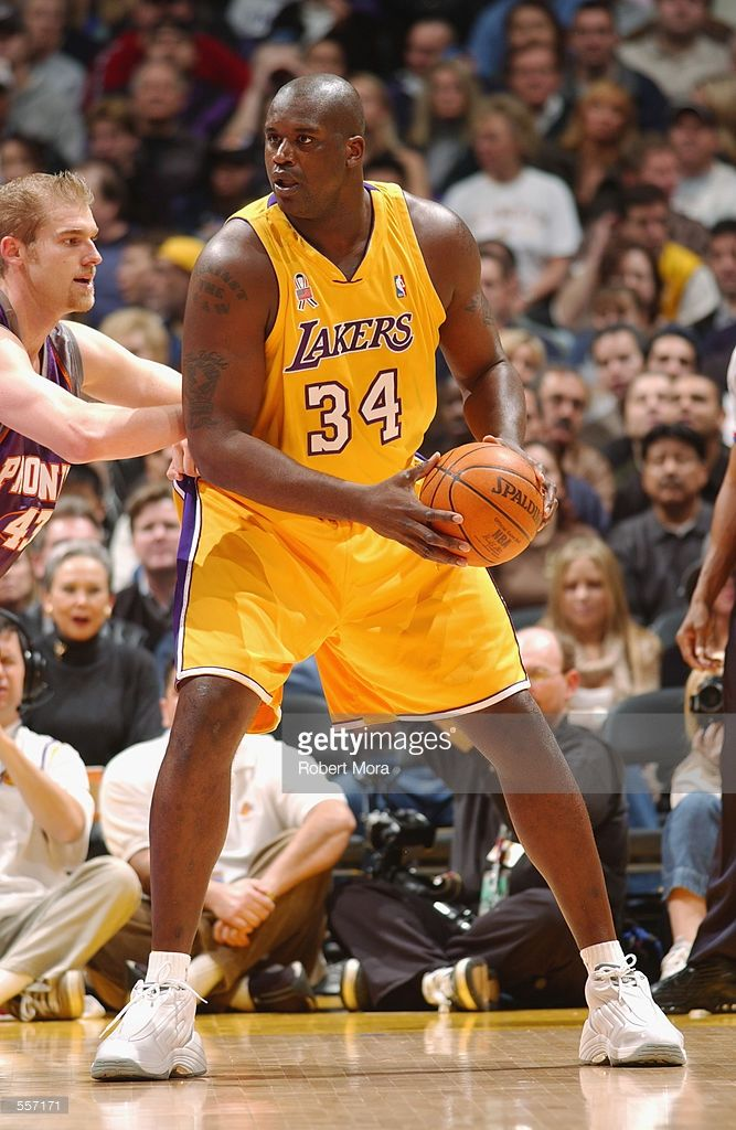Shaquille O'Neal (With images) Brandon ingram, Shaquille