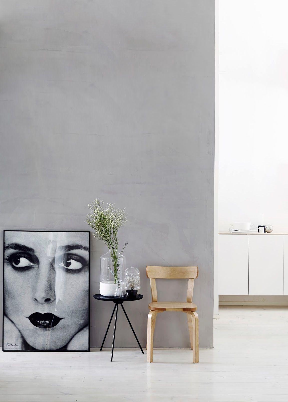 Uns zu hause innenarchitektur grey painted wall  interior design  pinterest  haus wohnen und