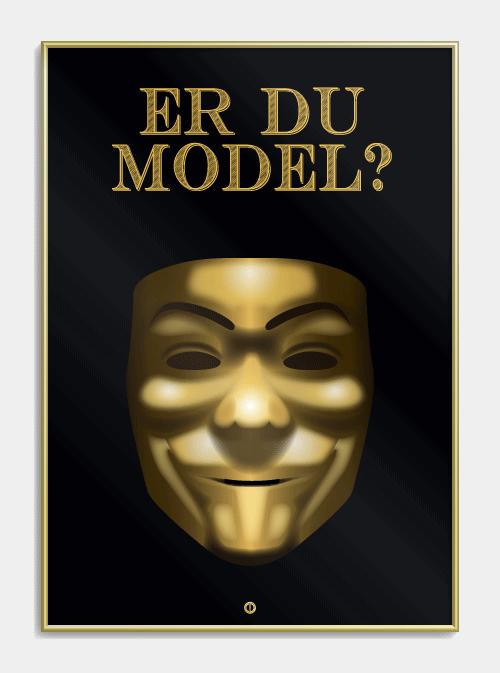 Dj Guldsmed Plakat Plakater Grafisk Illustration Sjoveste Citater