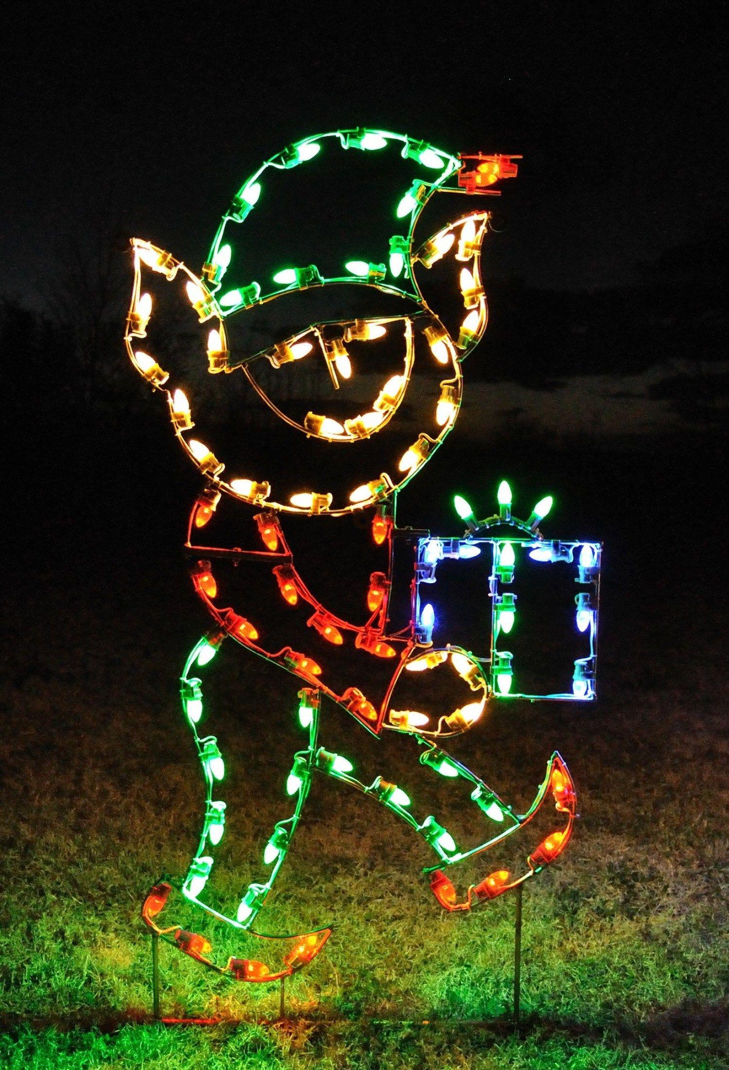 33 stunning outdoor christmas decorations lights - Best Lights For Outdoor Christmas Decorations