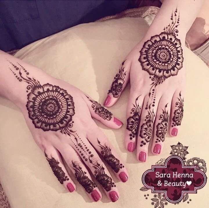 Pin de Bisma Imran en Henna | Pinterest