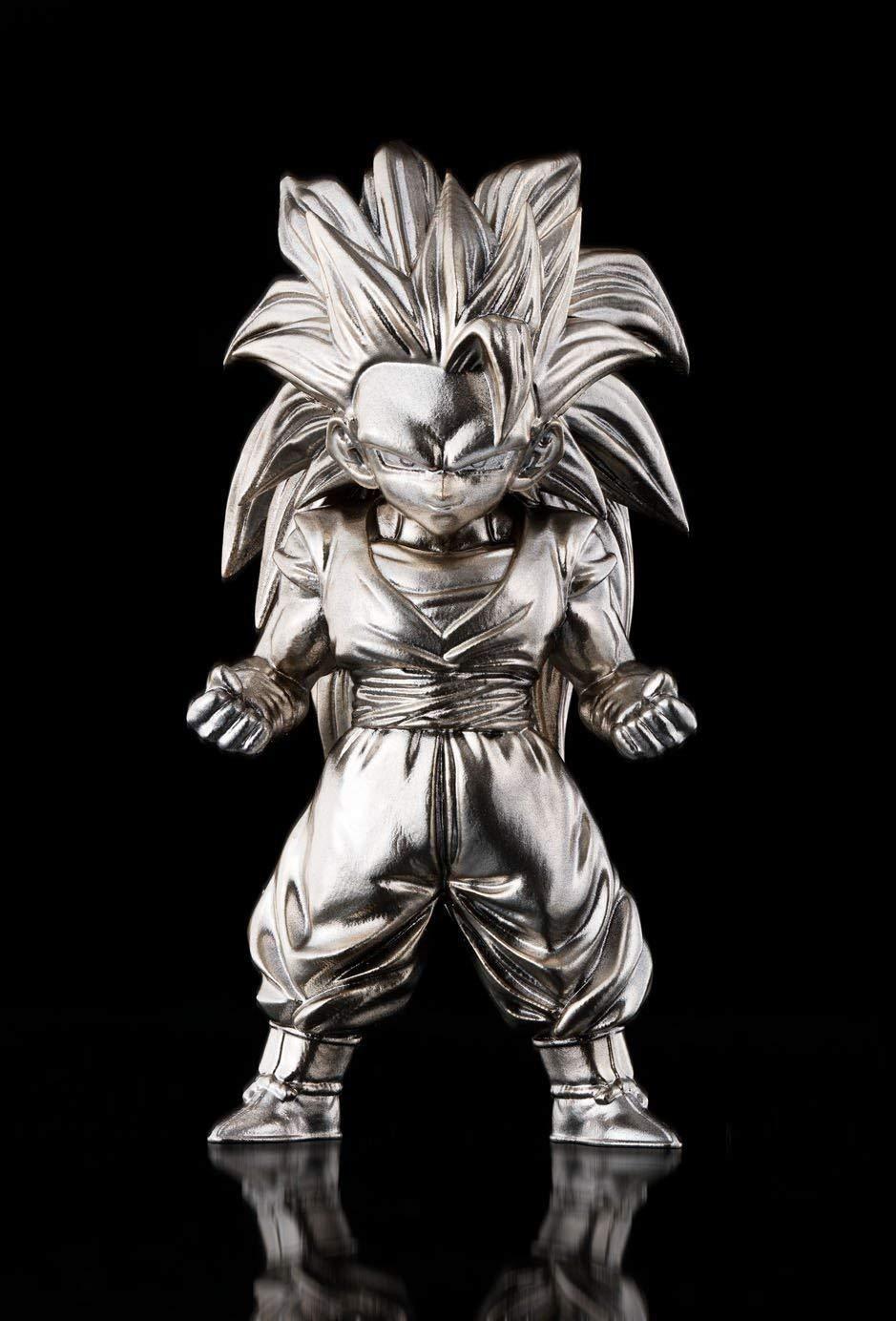 Bandai Absolute Chogokin Dragon Ball Figure SUPER SAIYAN 3 SON GOKOU DZ-08