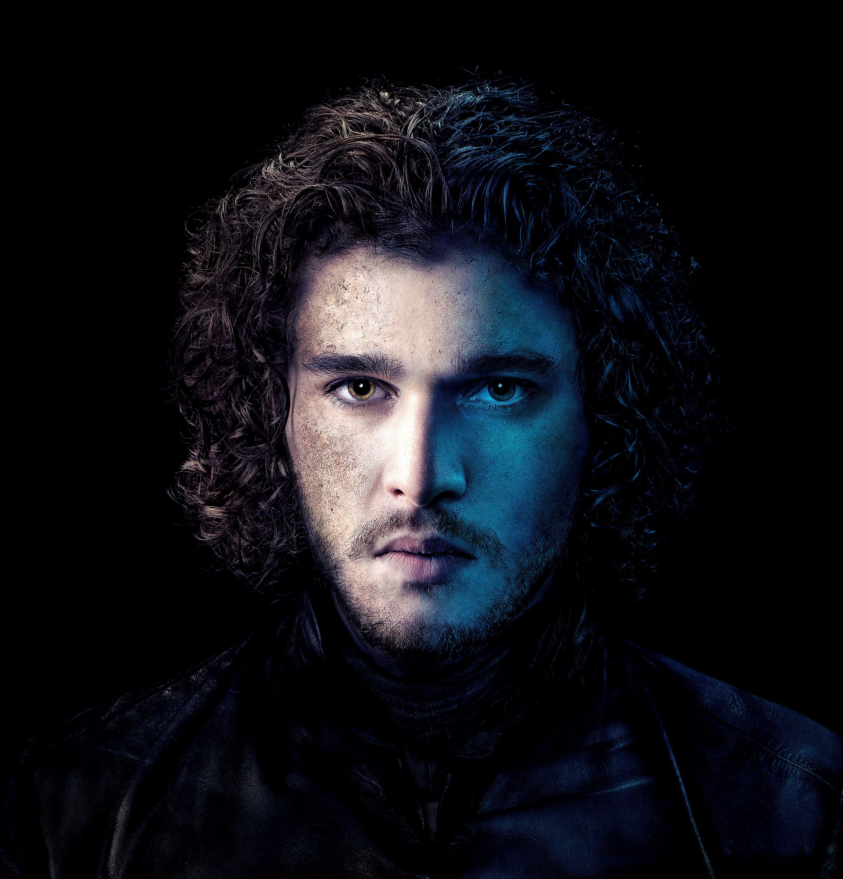 """Game of Thrones S3 Kit Harington as """"Jon Snow"""" Movie"""