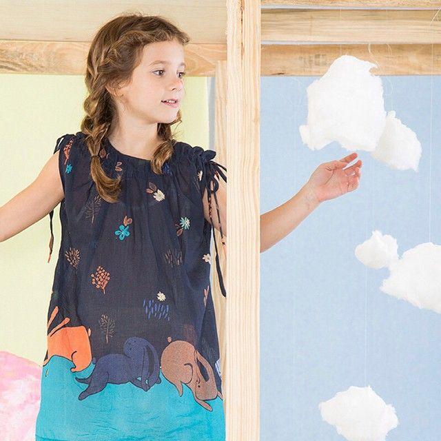 Coelhos nas nuvens! /(^ x ^)\#kawaii #fábula ☁️☁️☁️☁️☁️☁️☁️☁️