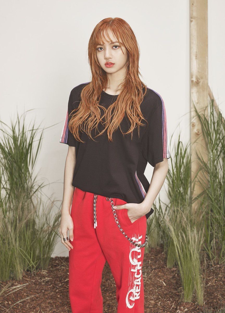 LISA for NONAGON SS 2018 LOOKBOOK 'SUMMER ISN'T OVER YET ...