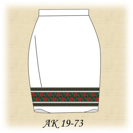 Заготовка к юбке АК 19-73