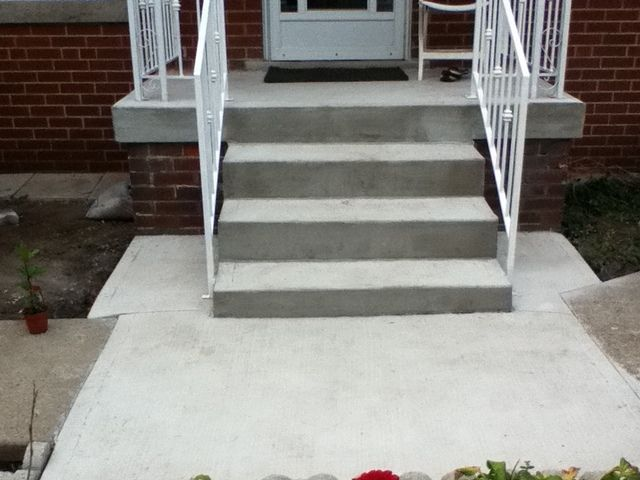 Pictures Of Front Porch Concrete Steps Yahoo Image Search Results Porch Steps Concrete Front Porch Front Porch Steps