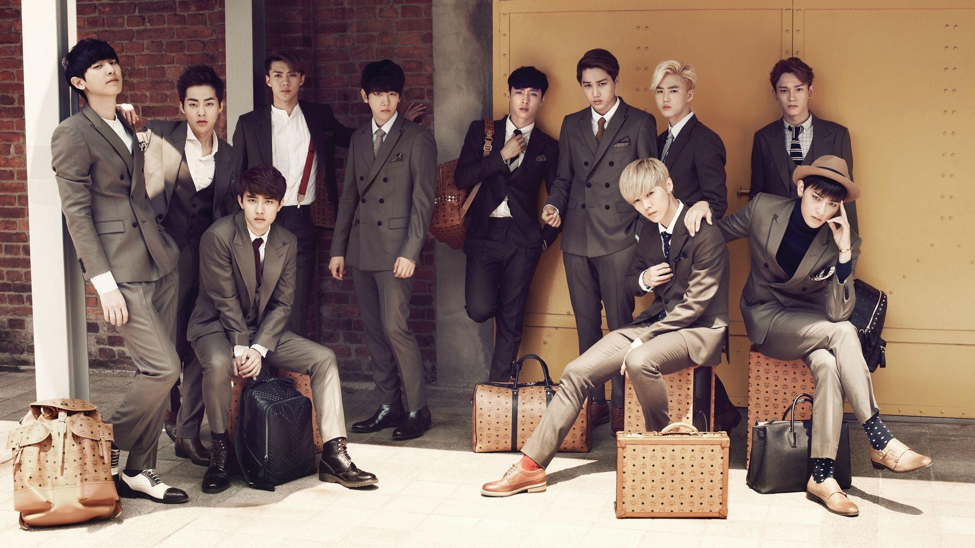 Vid Exo Mcm Collaboration Website キングダム 壁紙