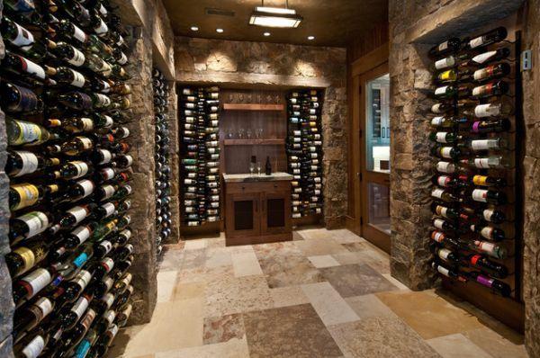 klassisch wein keller design   Weinkeller   Pinterest   Wine ...