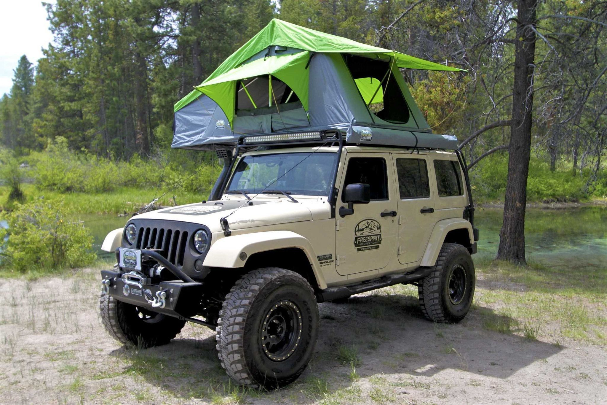 Freespirit Recreation knows their way around a roof top tent. Their founder originally started one of the largest roof top tent companies in the nation ... & FREE SHIPPING ON ALL FREESPIRIT TENTS TIL 2017!* Freespirit ...