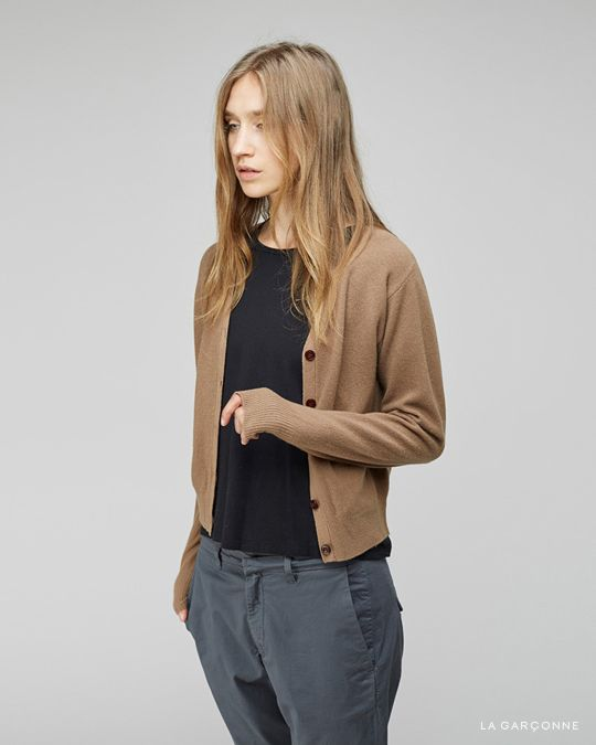 Boy by Band Of Outsiders / Cashmere Cardi Hope / Hope Top Hope / News Trouser