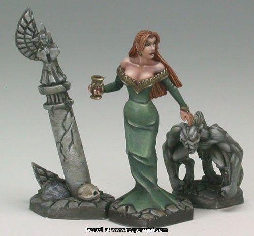 Dark Heaven Legends Reaper 03150 Siobhana Vampire Noble