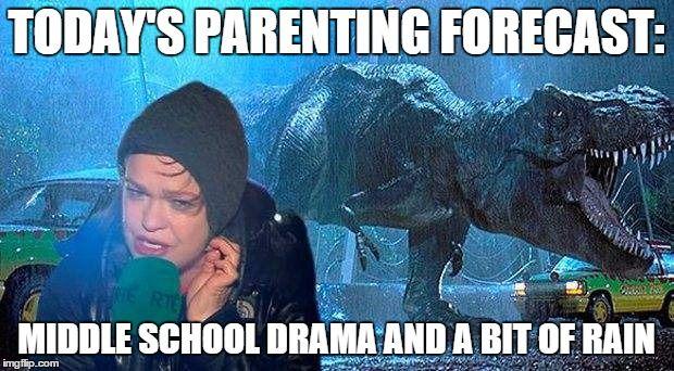 18 lustige Mittelschule Meme, die schmerzlich zuordenbar sind