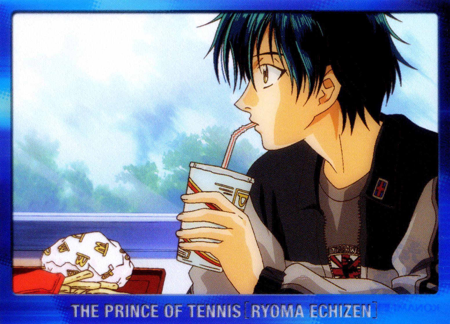 PRINCE OF TENNIS SeriesGames 越前リョーマ, テニプリ, テニスの王子様