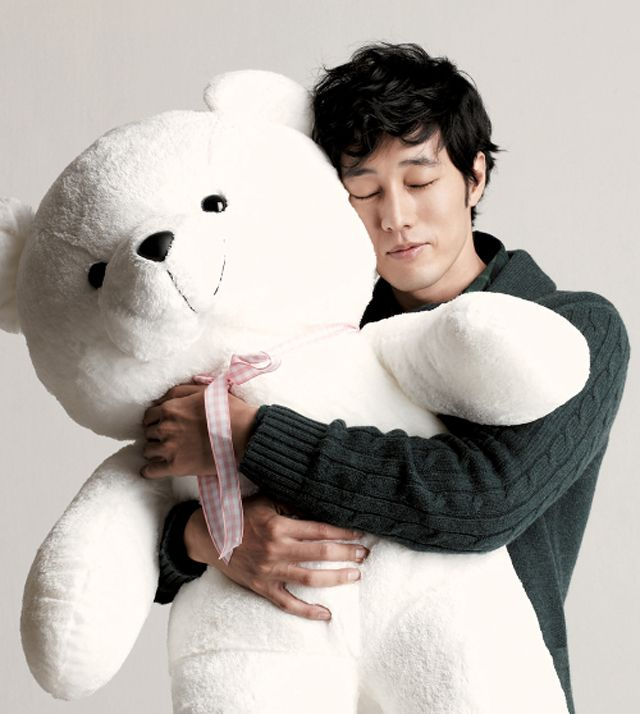 Official Couple thread] So Ji Sub x Gong Hyo Jin from the Master's .