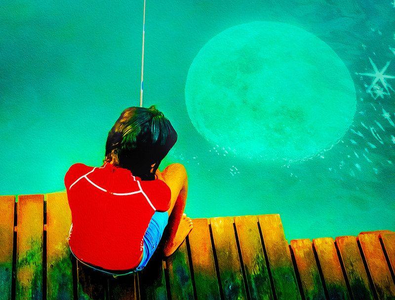 Pescadora de sonhos