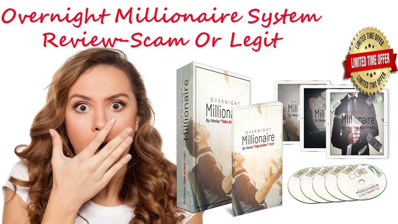 Manifest Money Overnight Millionaire System Review