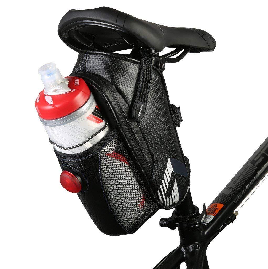 Vertast Bicycle Waterproof Saddle Bag Bike Water Bottle Holder Mtb