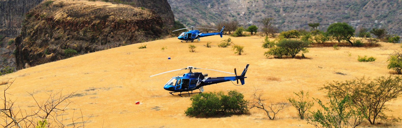 tanzania helicopter safaris 3