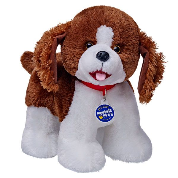 Www Buildabear Co Uk Shop Store New Springer Spaniel Productid