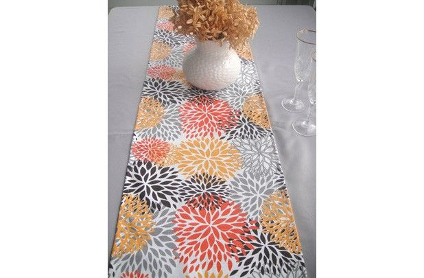 GroopDealz | Fall Table Runners