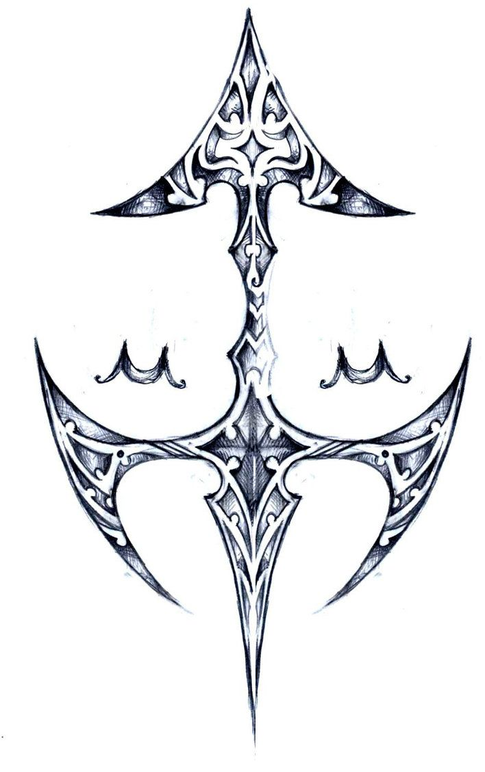 Sagittarius Tattoos Daddy Zodiac Sign Tattoo