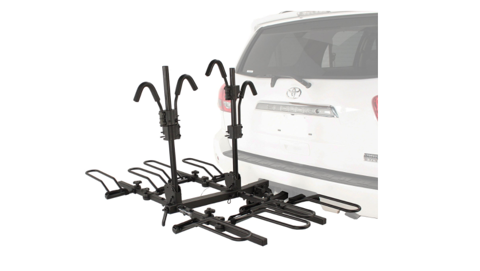 Hollywood Racks Hr1400 4 Bike Hitch Mount Bike Rack Review Hitch