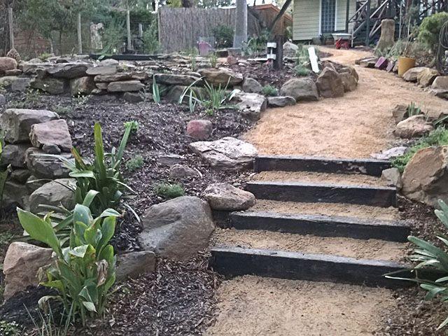 Garden Design Landscape Design In Blackburn Ben Harris Gardens Landscape Design Outdoor Renovation Garden Steps