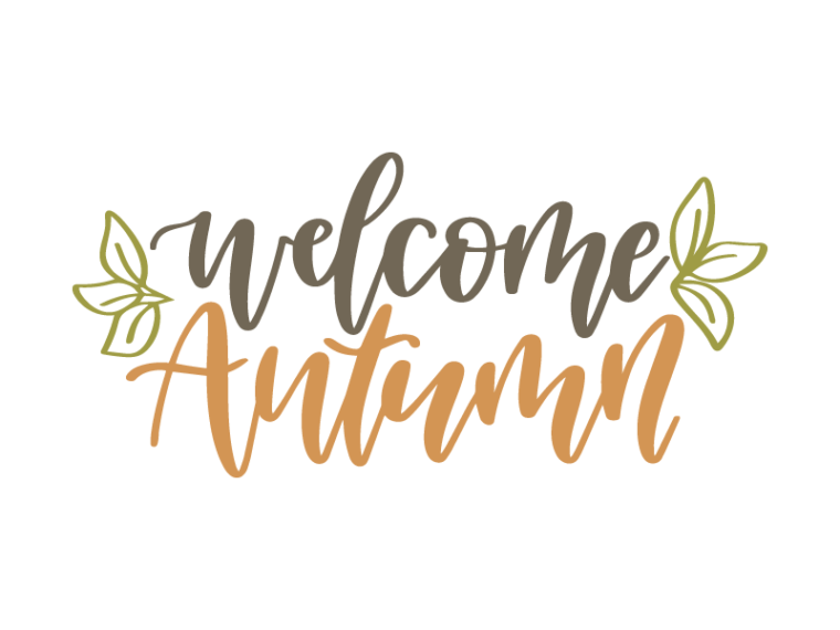 Make Some Super Cute Craft Projects With This Free Welcome Autumn Svg File Free Download Of This Vector Craft File Use For Things S Svg Welcome Font Fall Fun