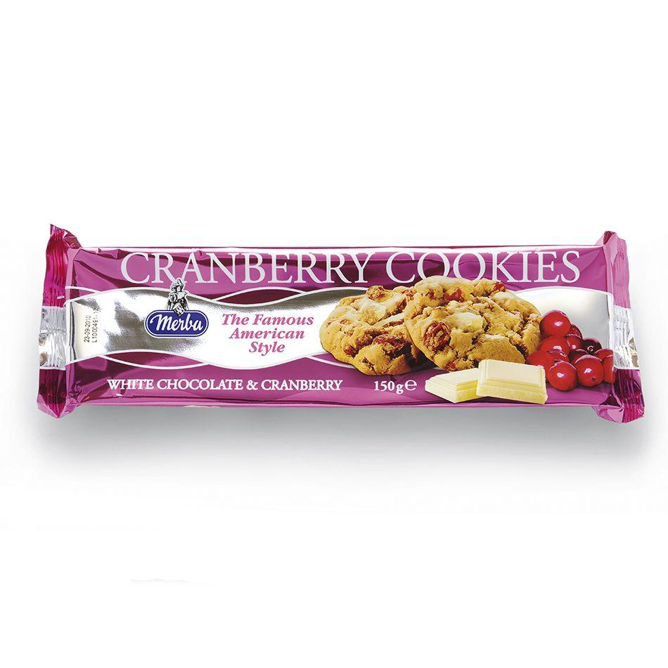 Cranberry e Chocolate Branco - 150g