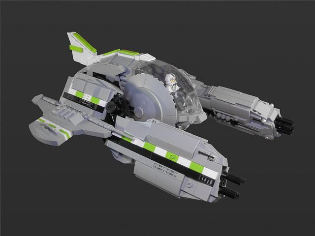 lego star wars invisible hand instructions