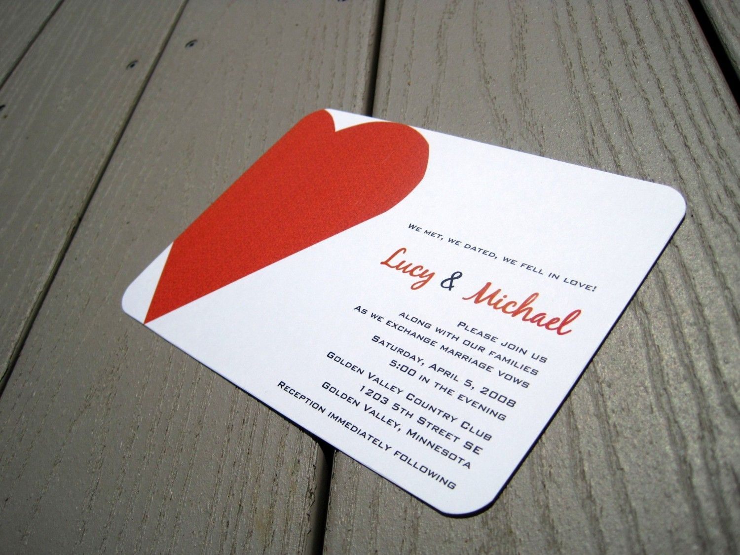 Exelent Wedding Invitations Handmade Ideas Picture Collection ...