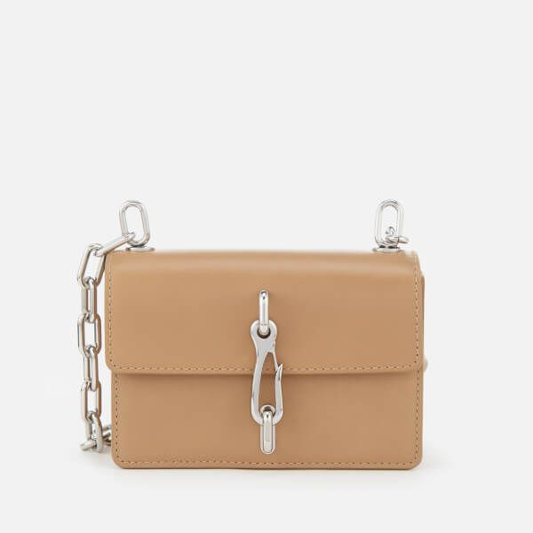 Cheap Sale Original Great Deals For Sale Hook Small Crossbody Bag in Nude Calfskin Alexander Wang Sale Factory Outlet With Credit Card Discount Wholesale yQxVQjCIL2