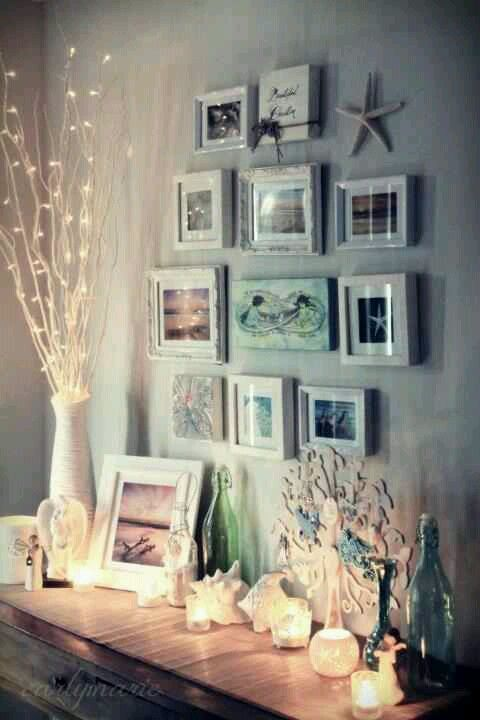 Pin by brandi lovins guidry on things i love bedroom - Beach theme decor for living room ...