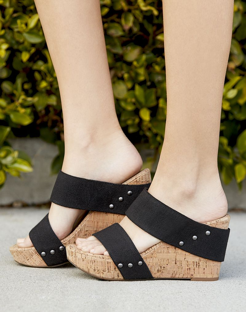 d50ff8cad0db Platform cork wedges that are incredibly comfortable | Sole Society Emilia