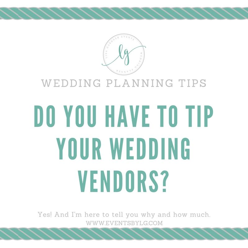 Which Vendors Do You Tip And How Much